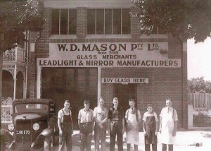WD Masons Glass Merchants