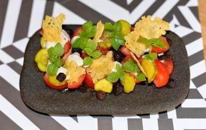 Glenora tomato salad