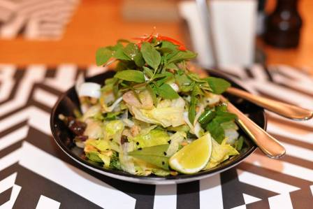 calamari salad compressed
