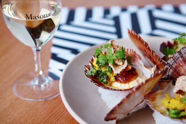 Port Phillip Bay scallops