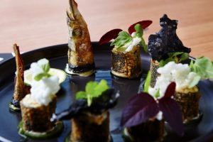 Victorian garfish tempura
