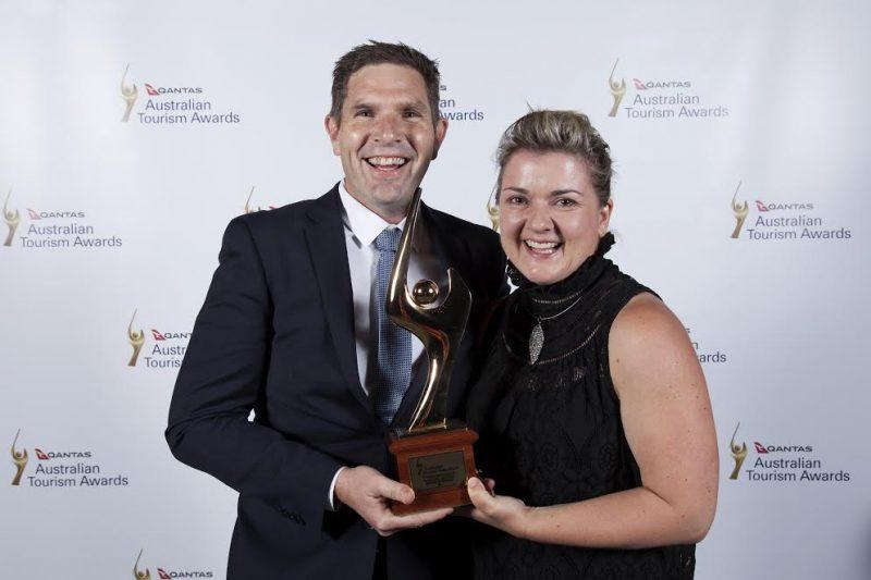 Australian Tourism Awards 2016